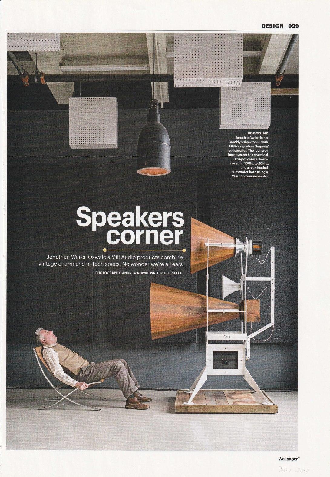 W-Speakers